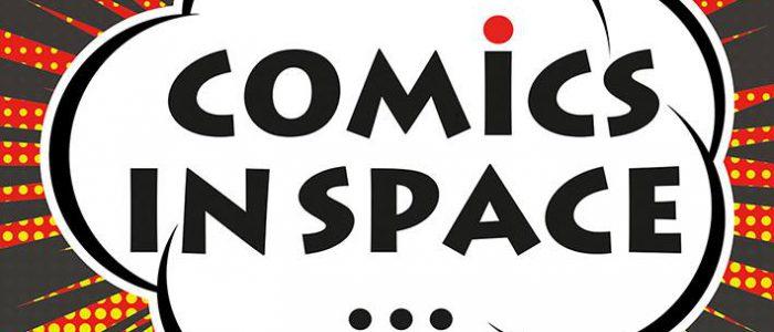 Comics in space